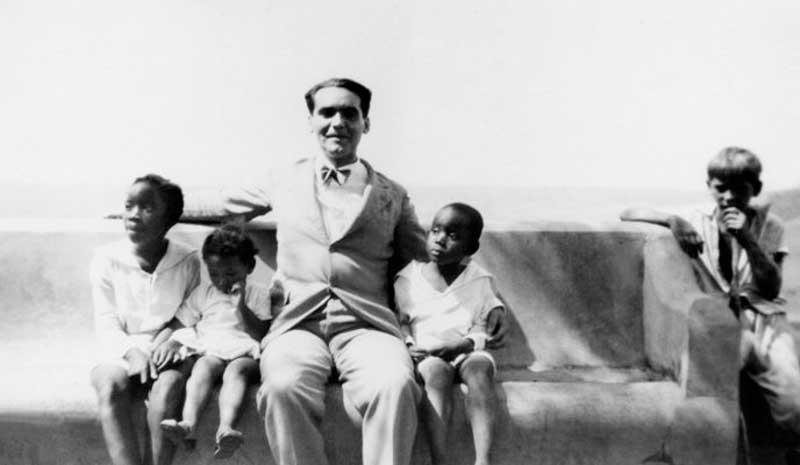 Lorca en Cuba (Matanzas, 1930).