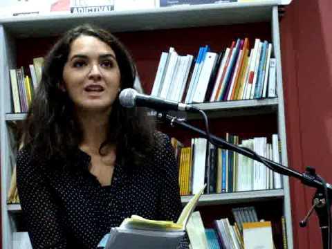 Paula Bozalongo poeta nacida wn 1991, en Granada.