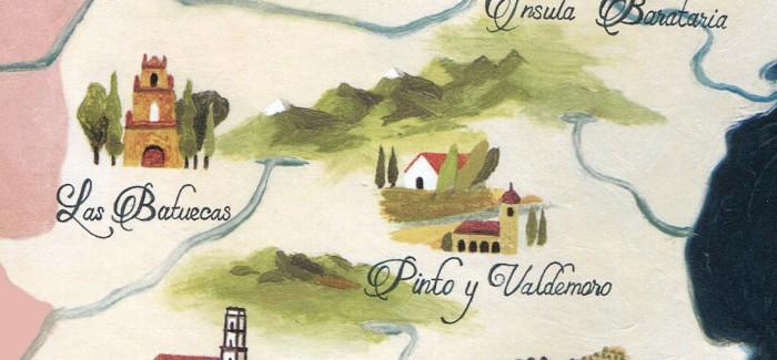 Jauja, Babia… Lugares míticos y reales recogidos en «Atlas de la España imaginaria»