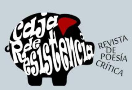 'Caja de Resistencia', nueva revista digital de poesía crítica y de cultura disidente