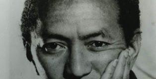 Wifredo Lam fotografía de Man Ray.