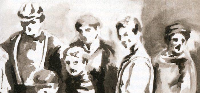 'La madre de George, una edición ilustrada del injustamente olvidado S. Crane