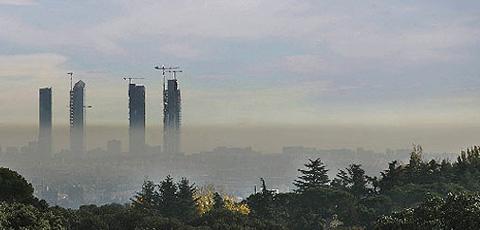 Ecologistas en Acción denuncia los altos niveles de contaminación por ozono en Madrid y Comunidad