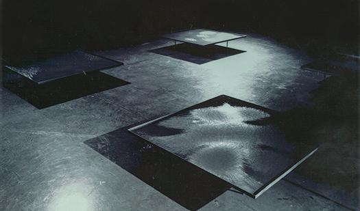 Mikel Arce. *.WAV, 2004. Instalación sonora.