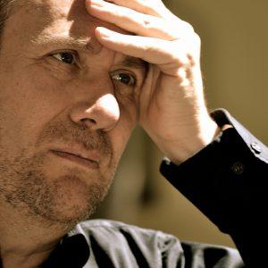 El escritor Luisgé Martín. Fotografía de Laura Muñoz.