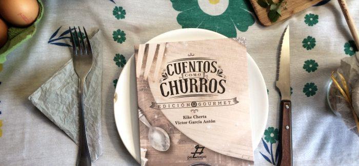 La segunda temporada de la única Churrería literaria del planeta: 'Cuentos como churros'