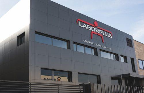 LABORPLUS, Centro Especial de Empleo en Madrid para personas con discapacidad