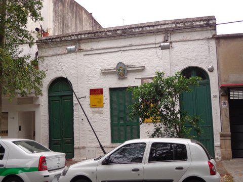 Casa Museo de Pedro Bonifacio Palacios, más conocido como Almafuerte. Aquí pasó sus últimos días.
