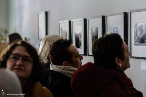 """Inauguración de la exposición """"Lo femenino"""". (Fotografías: Francisco Blanco)"""
