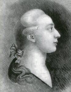 Giacomo Casanova (Venecia, 2 de abril de 1725 - 4 de junio de 1798).