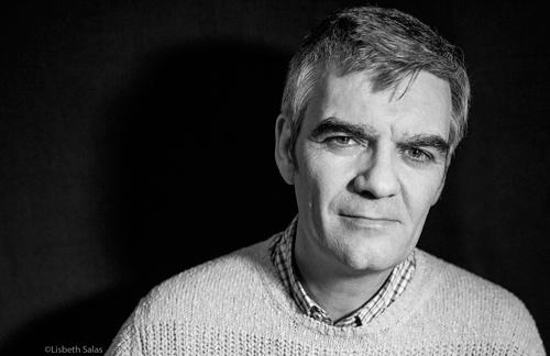 Javier Sáez de Ibarra autor de 'Fantasía Lumpen': libro de cuentos para una literatura de la indagación