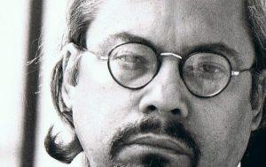 Guillermo Cabrera Infante (Gibara, Cuba, 22 de abril de 1929 - Londres, 21 de febrero de 2005), autor de 'Tres tristes tigres'.