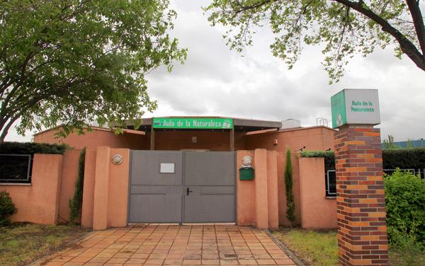 Aula de Educación Ambiental del Ayuntamiento de Alcobendas.
