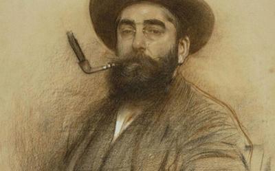 Exposición del pintor, dibujante y cartelista Ramon Casas, en su 150 aniversario