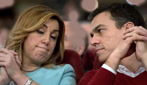 """El fiasco total """"susanista"""" debilita al Gobierno del PP y al aparato del PSOE"""