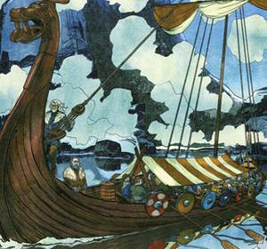 '¡Vikingos!': los gigantes del norte, un viaje a través de un álbum ilustrado