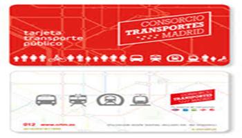 Ya se puede adquirir la tarjeta Multi para la red regional de transportes de Madrid