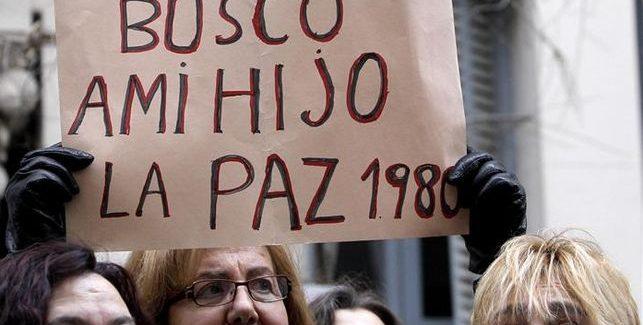 Las asociaciones madrileñas de bebés robados promueven una moción a favor de las víctimas