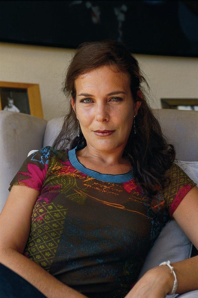 La escritora madrileña Paula Izquierdo.