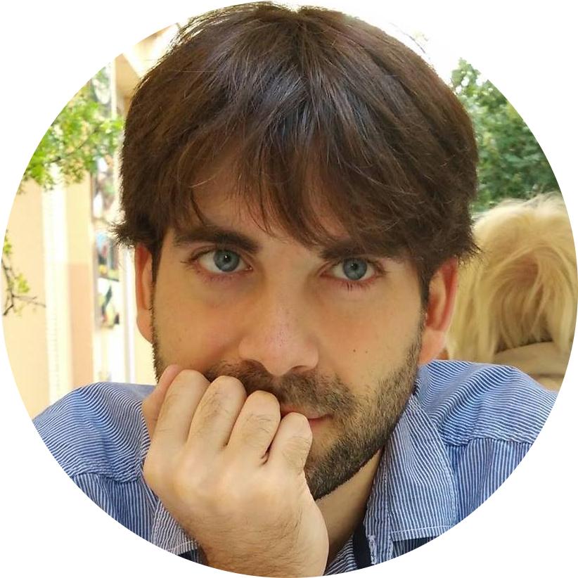 El poeta madrileño (Móstoles, 1991), Cristian Piné, autor de 'Asilo'.