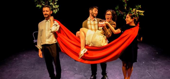 'La ronda del miedo', obra de teatro que muestra la tragicomedia de la vida
