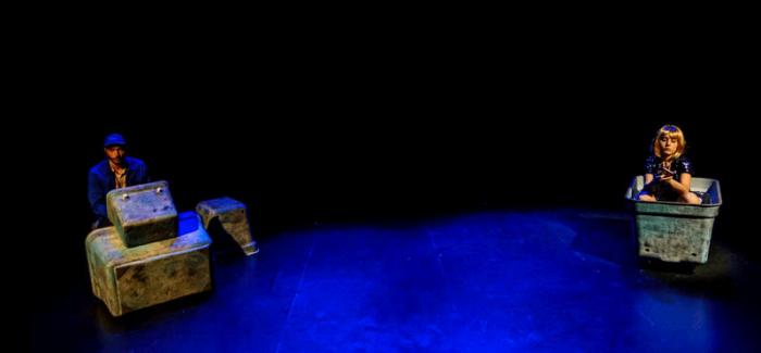 La ronda del miedo se representará durante diez domingos, en los Teatros Luchana