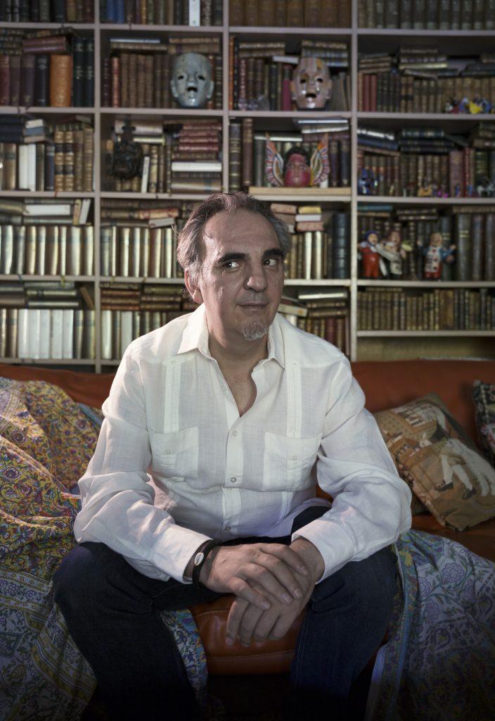 Daniel Múgica, escritor y director de cine, autor de la novela 'La dulzura'.