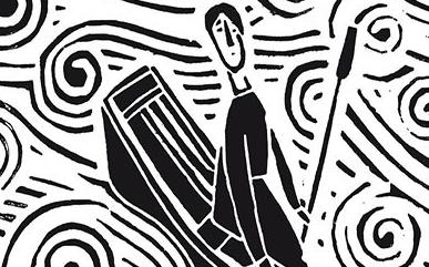 'Virginia Woolf, las olas' breve e ilustrada biografía de una mujer y escritora excepcional