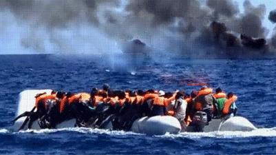 Salvar vidas: ¿un acto criminal? La detención del barco de la ONG española Proactiva