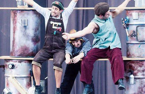 Fin de semana de teatro, circo, títeres y música en el Festival de calle Plaza Activa de Leganés
