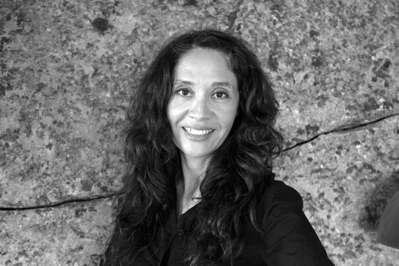 La escritora Pilar Fraile. (Fotografía de Pedro Campoy).