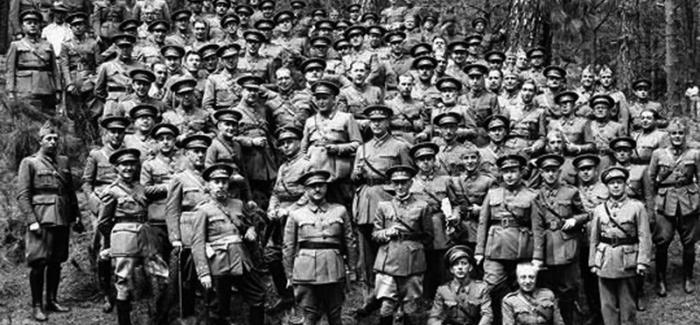 17 de junio de 1936. Las Raíces, lugar donde el grupo de militares de la guarnición de Tenerife conspiraron contra la II República.