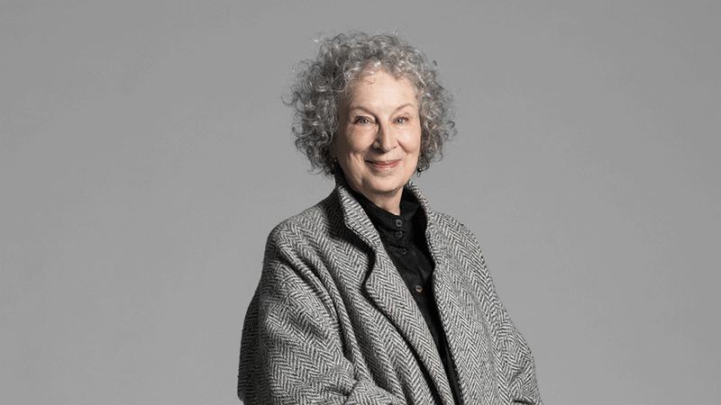 Margaret Atwood, poeta, novelista, crítica literaria, profesora y activista política, autora de 'Angel Catbird'.