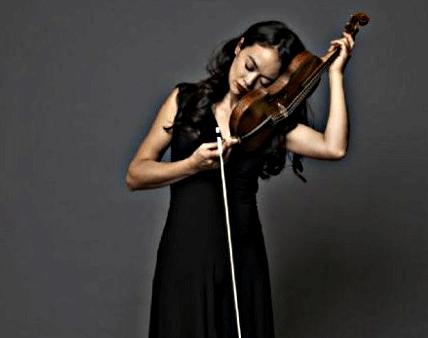 La violinista japonesa Midori Seiler.