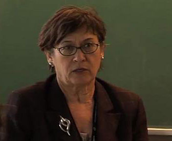 «Es preciso un cambio de actitud en el conjunto de la sociedad», Mercedes Pardo Buendía