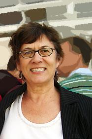 La profesora Mercedes Pardo Buendía.