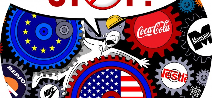 ¿Qué es el TTIP? Menos derechos laborales,  adiós a los servicios públicos y desastre ecológico