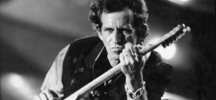 """El rolling Keith Richards nos cuenta su infancia musical en el libro-disco """"Gus y yo"""""""