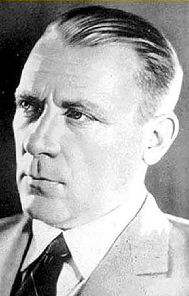 Mijaíl Afanásievich Bulgákov escritor ruso de la primera mitad del siglo XX.