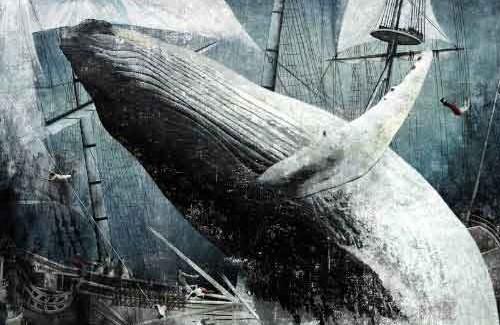 """""""Moby Dick"""", la historia de la ballena blanca o una aguda reflexión sobre el alma humana"""