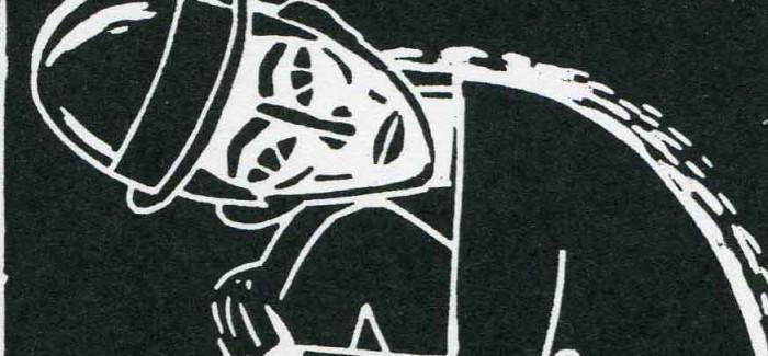 """""""Kafka con sombrero"""": minúscula visión del atormentado escritor checo"""