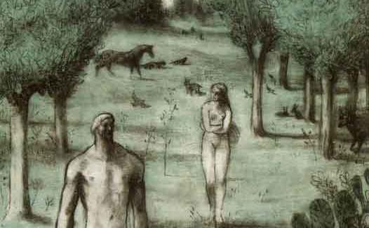"""Una novela gráfica revisa la actualidad de """"El Paraíso Perdido"""" de John Milton"""