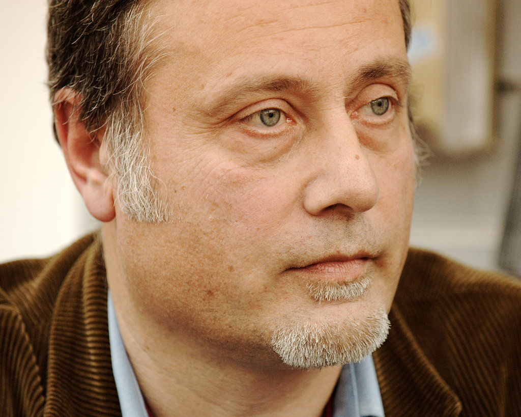 Massimo Carlotto (Padua, 1956), uno de los autores de novela policíaca más leídos de Italia.