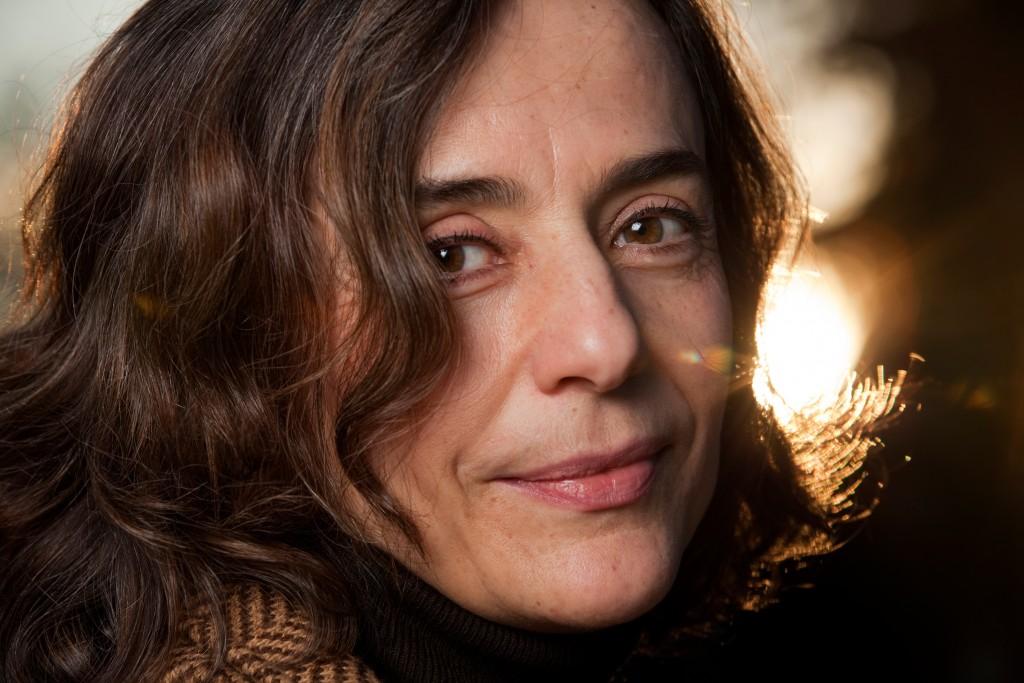 La escritora y periodista Nuria Barrios (Madrid, 1962).