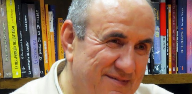 La voz de un indignado: el escritor cordobés Alejandro López Andrada