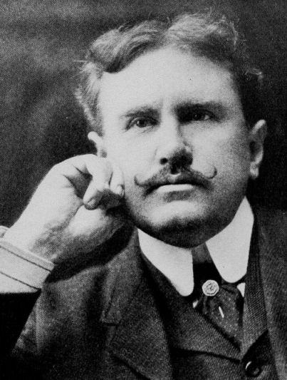 El escritor norteamericano O. Henry, seudónimo de William Sydney Porter (11 de septiembre de 1862 – 5 de junio de 1910), a quien se considera uno de los maestros del relato breve.
