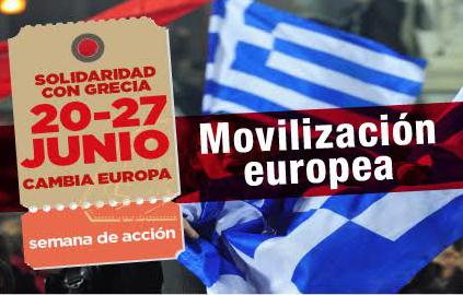 Numerosos poetas recitarán en solidaridad y apoyo al pueblo griego, el 26, en Madrid