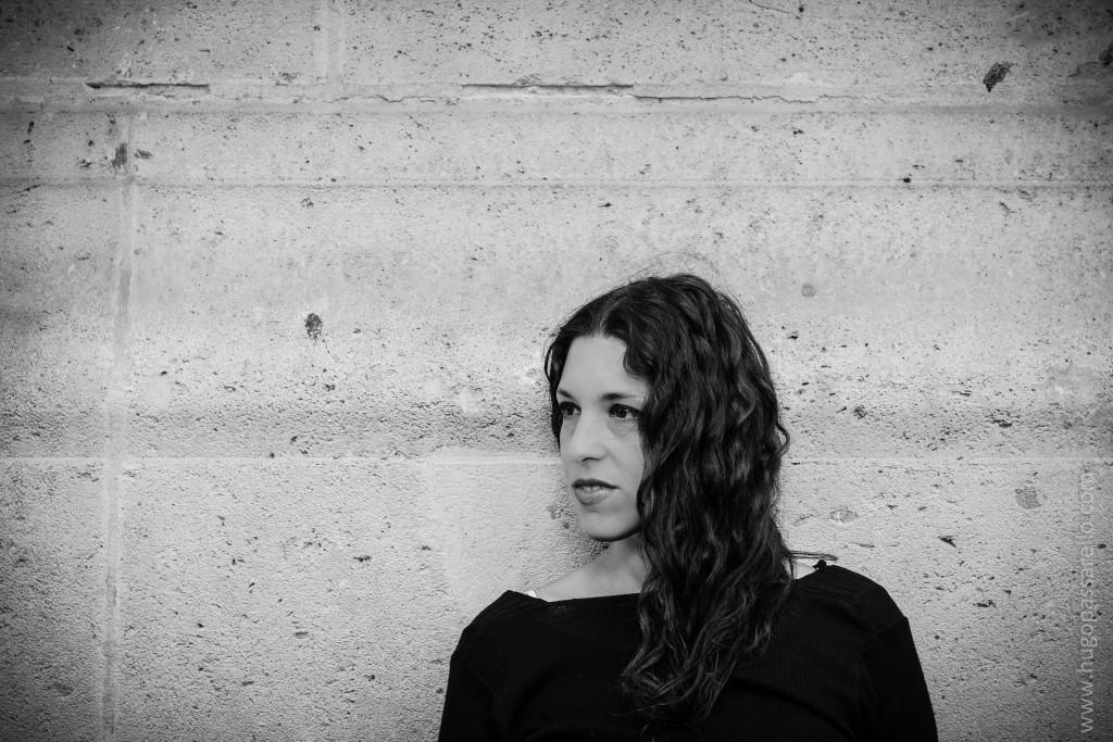 La escritora argentina Ariana Harwicz (fotografía de Hugo Passarello Luna).