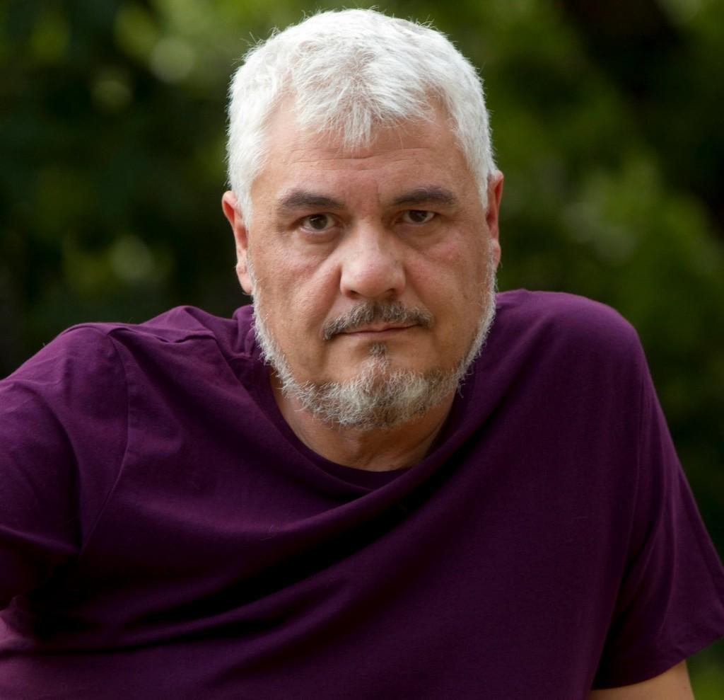 El escritor madrileño Julio Jurado.
