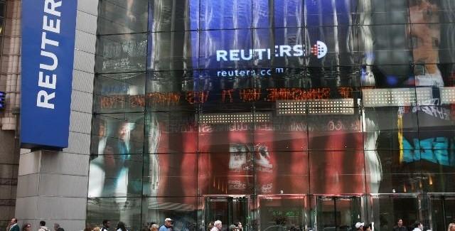 Thomson Reuters ofrece a periodistas de todo el mundo prácticas remuneradas